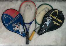 Agassi Junior Series Ti.AgassI 25 & 23 Head Tennis Rackets & Cover