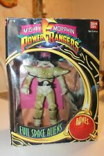 Mighty Morphin Power Rangers Bones 1983 Villain w/box