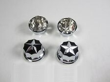 Star Chrome Dust Cover Set 150cc 200cc Kandi GoKart Buggy
