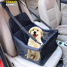 Travel Dog Car Seat Cover Folding Pet Carriers Bag For Cats Dogs Transportin