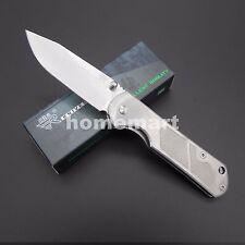 Sanrenmu 7010LUC-SA 710 7010 EDC Pocket Folding Knife 8Cr13MoV outdoor climbing