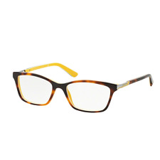 c28f36064234 Authentic Ralph Lauren Ra7044 1142 Eyeglasses Tortoise Yellow 52mm