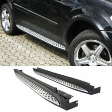 Fit 2006-2011 Mercedes-Benz W164 ML320 ML350 Nerf Bar Side Step Running Boards
