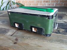 NEW METAL JAPANESE / KOREAN CERAMIC HIBACHI BBQ BARBEQUE TABLE GRILL - GREEN