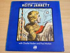 EX !! Keith Jarrett/The Mourning Of A Star/1972 Atlantic LP