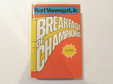 the issue of advertising and consumerism in the novel breakfast of champions by kurt vonnegut Breakfast of champions is perhaps one of the most famous novels written by kurt vonnegut published in 1973, the story is a loose collection of much of vonnegut's vonnegut took the title from the popular slogan of wheaties breakfast cereal at one point in the novel, a waitress ironically says.