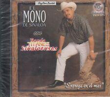 EL MONO DE SINALOA CON BANDA TITANES SINALOENSE CD Nuevo Sealed