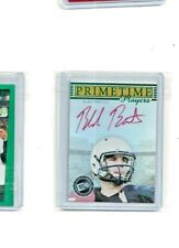 2014 Press Pass Primetime Players GREEN Blake Bortles SSP RC AUTO #'d 1/5 first!