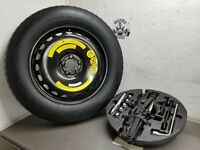 2011-2016 Mercedes GL350 Spare Tire Kit w/ Jack & Tools Foam T165/90D19 OEM M404