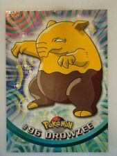 #96 Drowzee - 2000 Topps Pokemon Series 2 Official Trading Card Mint