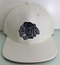 Chicago Blackhawks American Needle Snapback Style Hat Whith Leather