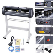 "28"" 720mm Vinyl Cutter Plotter Sign Maker Craft Cutting With Software"