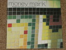 Money Mark - Hungry For Love + Love Stains - 2 Track Promo CD w/ Sean Lennon