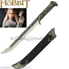 LOTR Lord of the Rings Hobbit THRANDUIL Elven King Dagger Sword Blade Cosplay