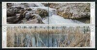 Liechtenstein Tourism & Landscapes Stamps 2020 MNH Waters Panorama 4v Block