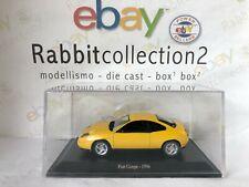 """DIE CAST """" FIAT COUPE' - 1996 """" + TECA RIGIDA BOX 2 SCALA 1/43"""