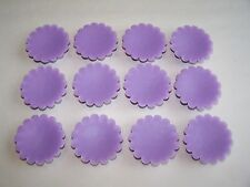 12 Tarts - Wax Melts - Hand Poured - Super Scented - 12 Lavender
