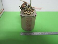For parts TRANSFORMER HAMMARLUND SP-600 JX-16 HAM VINTAGE RADIO BIN#M4-03