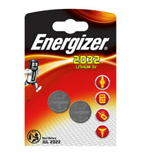 ★10 BATTERIE A BOTTONE ENERGIZER CR2032 LITIO 3 V PILE CR 2032★