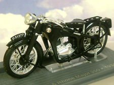 SUPERB DIECAST 1/18-1/20? 1934 GNOME & RHONE MAJOR 350 MOTORBIKE IN BLACK