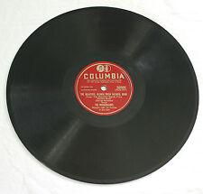 78 Columbia Record The Modernaires ~ Senora & Beautiful Blonde from Bashful Bend