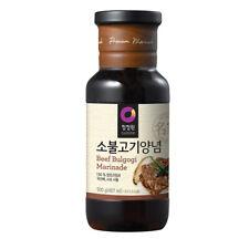[Chungjungone] Korean BBQ Sauce Beef Bulgogi Marinade 500g