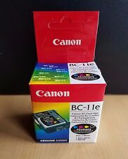 Genuine Canon BC-11e Ink Cartridge - Canon Bubble Jet Color BJC50, BJC70, BJC80