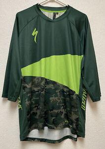 Specialized Men's Enduro 3/4 Sleeve Jersey Sz XL worn once