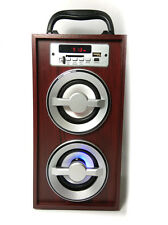 Altavoces portatil Bluetooth Reader Speaker FM USB SD MP3 MP4  PC Torre BT6003