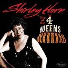 SHIRLEY HORN - LIVE AT THE 4 QUEENS LIVE MAI 1988  HOTEL IN LAS VEGAS  CD NEW+