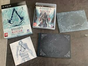 Jeu Playstation 3 - Assassin's Creed Rogue (Edition Collector)