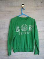 vtg Cool 00s 90s spell out sweatshirt sweater jumper refA7 medium 42 chest