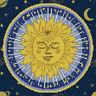 Diamond Painting Kit Dotz 5D 3D DIAMOND ART - SUN MANDALA 32 x 32cm Astrology