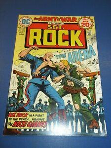 Our Army at War Sgt. Rock #273 Bronze age War Fine-