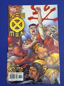 X-Men (Marvel, Apr. 2003 1st Series) #137 Morrison, Quitely, Avalon