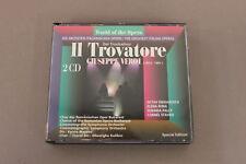 """""""Il Trovatore (Complete) [Audio CD] Enigarescu; Dima; Pally; Stavru; E und Verdi"""