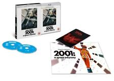 Blu Ray  2001 A SPACE ODYSSEY. Stanley Kubrick. Premium collection. New sealed