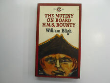 Mutiny on the Bounty, William Bligh, 1st Printing, Signet Paperback, 1962