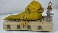 KENNER 1983 Star Wars ROTJ Jabba the Hutt Action Playset Complete Figure Toy Set