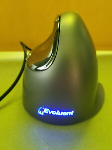 Evoluent VerticalMouse 4 Right Handed Ergonomic Optical Mouse Wired  VM4R