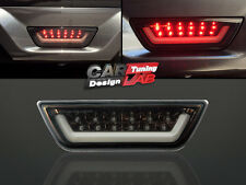Smoke Rear LED Fog Lamp Light F1 Style Brake Light for Suzuki Swift Sport / SX4