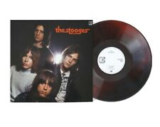 The Stooges - John Cale Mix - Exclusive Club Edition Red & Black Marble Vinyl LP