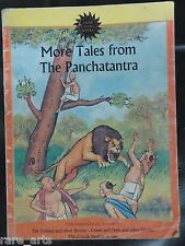 Amar Chitra Katha bumper issue More Tales From The Panchatantra 3 illustrated