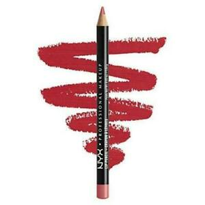 NYX Slim Lip Liner Pencil 817 Hot Red (3 PACK)