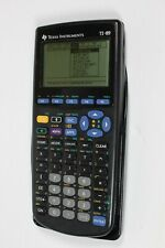 Texas Instruments Ti-89 Graphing Calculator With Cover TESTED