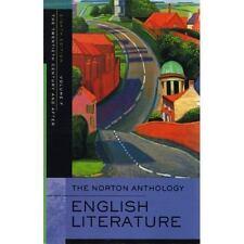 The Norton Anthology of English Literature Vol. F (2005, Paperback)