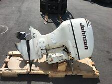 "2003 Johnson 90 hp Outboard Boat Motor Engine Evinrude 20"" Good Shape 75 115 BRP"
