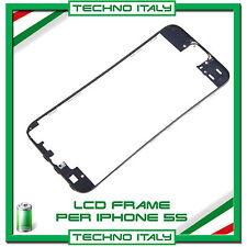 CORNICE FRAME LCD PER IPHONE 5S  (NERO)