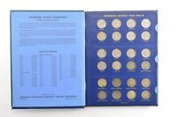 COMPLETE SET - 1938-63 Jefferson Nickel Collection SILVER War 1950-D Nice Album