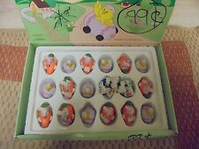 BOX of RUSS Easter Pull back Zipper Zoomers Assorted Colors and Styles